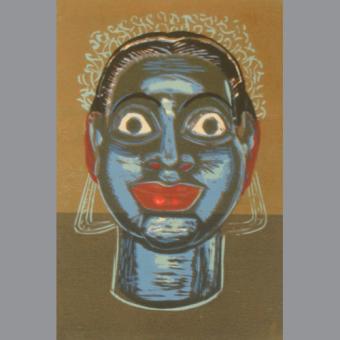 Volto africano (2009)